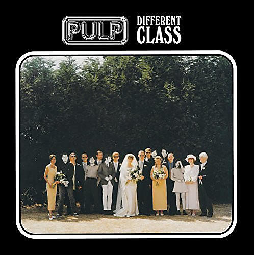 Alliance Pulp - DIFFERENT CLASS (LIMITED EDITION PEACH VINYL)