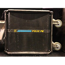 Yorkville Pulse PW 210 Unpowered Subwoofer