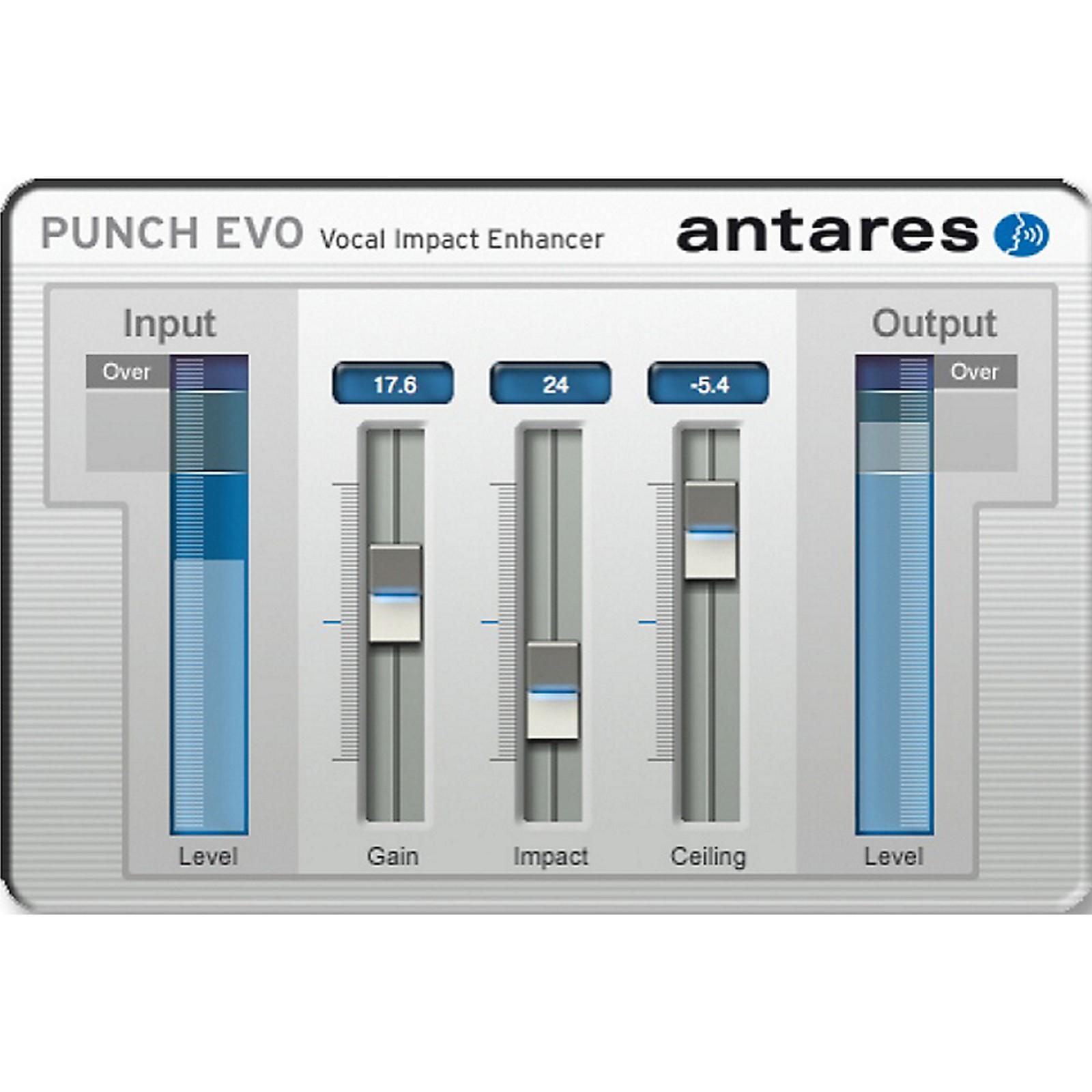 Antares Punch EVO (VST/ AU/ RTAS) Software Download