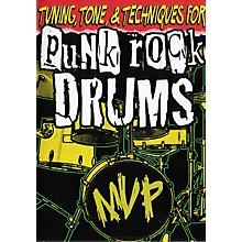 MVP Punk Rock Drums (DVD)