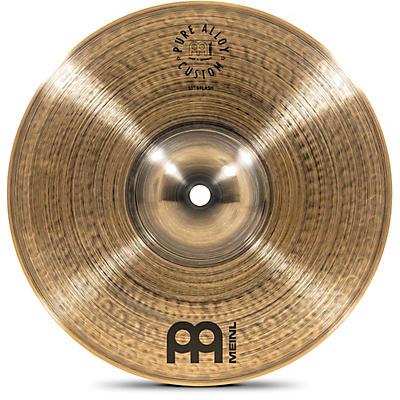 Meinl Pure Alloy Custom Splash Cymbal