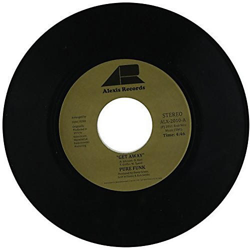 Alliance Pure Funk - Get Away/Nothing Left Is Real