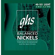 GHS Pure Nickel Roundwound Light 40-101