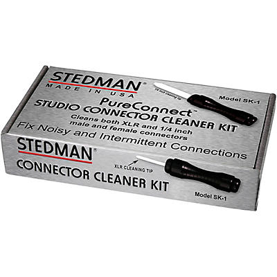 Stedman PureConnect Studio Connector Cleaner Kit