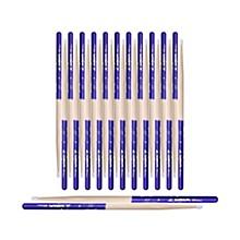 Zildjian Purple DIP Drum Sticks 12-Pack