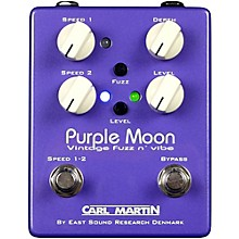 Open Box Carl Martin Purple Moon Fuzz Guitar Pedal