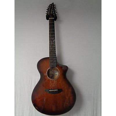 Breedlove Pursuit-12 Exotic Myrtlewood 12 String Acoustic Electric Guitar