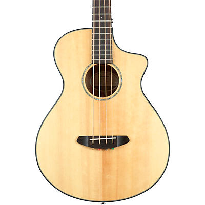 Breedlove Pursuit Concert Acoustic-Electric Bass Guitar