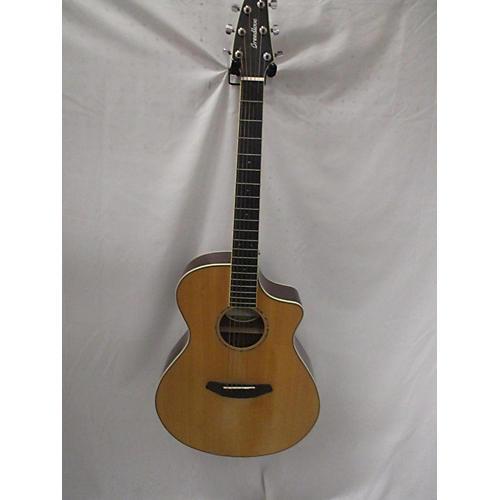 Pursuit Concert Acoustic Electric Guitar