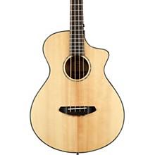 Open BoxBreedlove Pursuit Concert Bass Acoustic-Electric Guitar