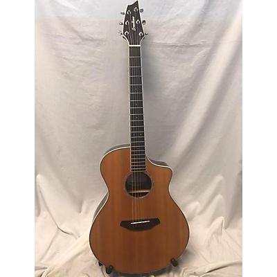 Breedlove Pursuit Concert CE Mahogany Acoustic Electric Guitar