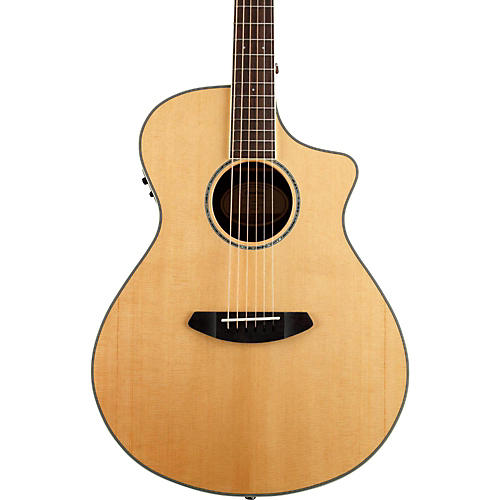 Breedlove Pursuit Concert CE Sitka Spruce - Bubinga Acoustic-Electric Guitar