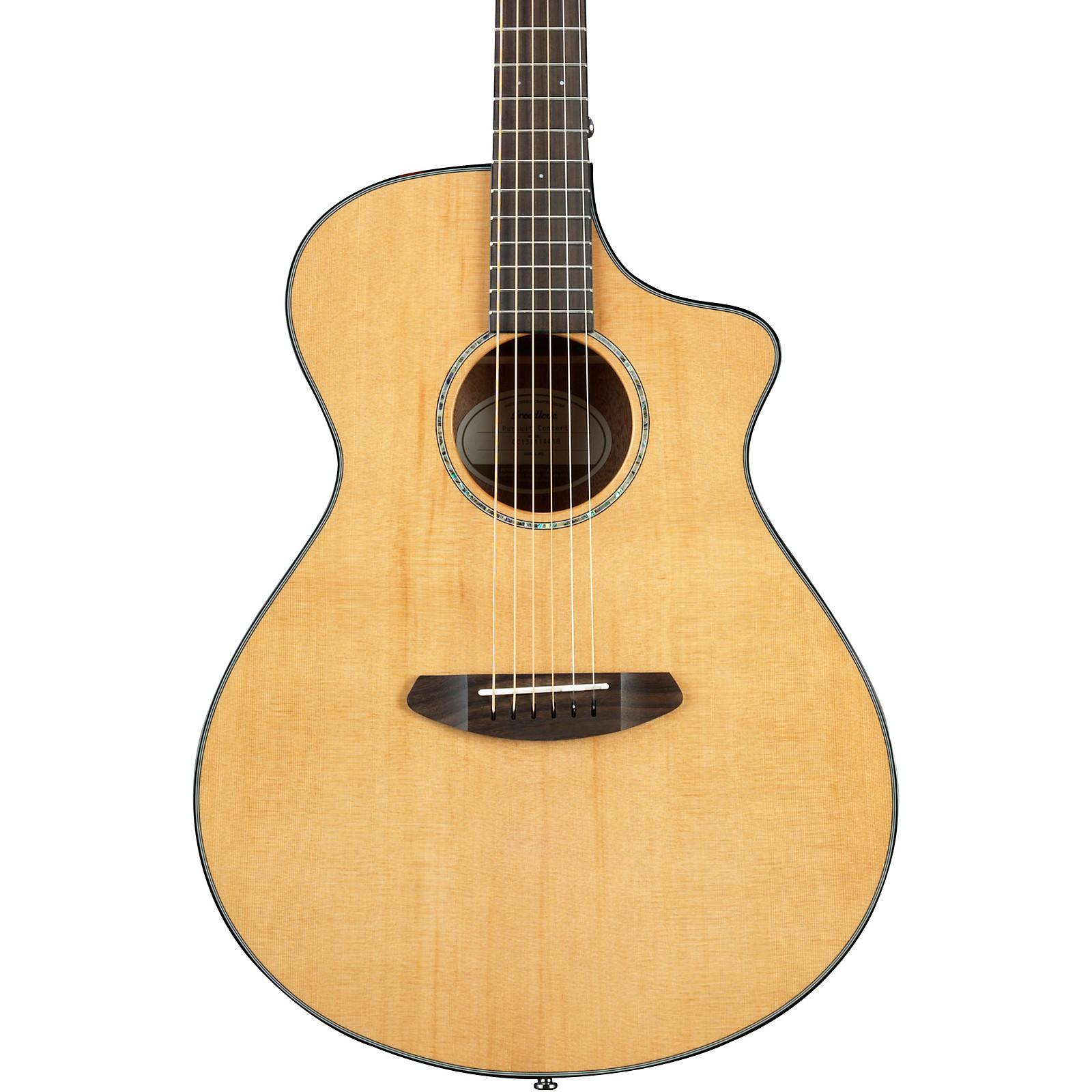 Breedlove Pursuit Concert Cutaway CE Acoustic-Electric Guitar