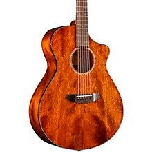 Breedlove Pursuit Concert Cutaway CE Mahogany Acoustic-Electric Guitar
