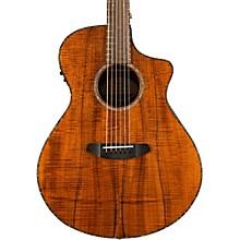 Open BoxBreedlove Pursuit Concert Koa Acoustic-Electric Guitar
