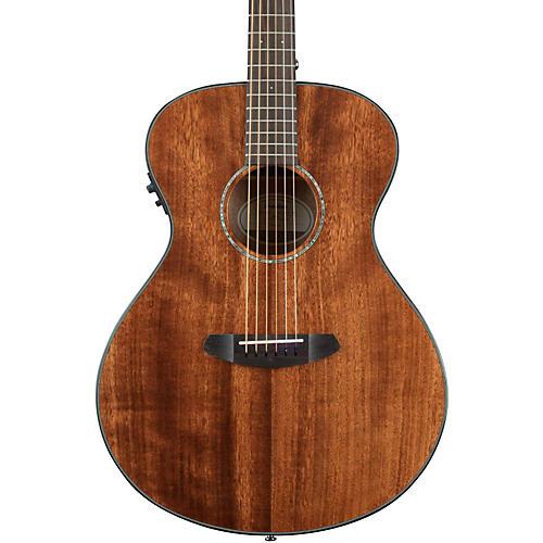 breedlove pursuit concert mahogany acoustic electric guitar musician 39 s friend. Black Bedroom Furniture Sets. Home Design Ideas