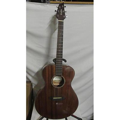 Breedlove Pursuit Concert Mahogany Acoustic Electric Guitar