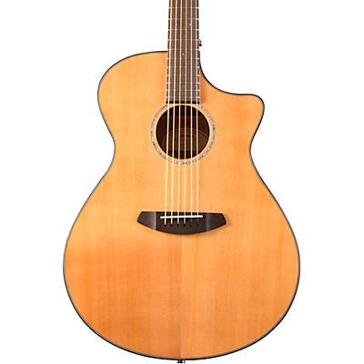 Breedlove Pursuit Concerto Cutaway CE Acoustic-Electric Guitar