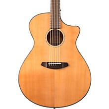 Open Box Breedlove Pursuit Concerto Red Cedar - Mahogany Acoustic-Electic Guitar