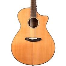 Open BoxBreedlove Pursuit Concerto Red Cedar - Mahogany Acoustic-Electic Guitar