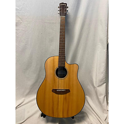 Breedlove Pursuit Dreadnought Ebony Acoustic Electric Guitar