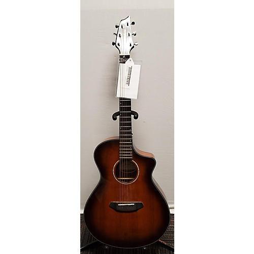 Breedlove Pursuit EX CONCERT Acoustic Electric Guitar Mahogany