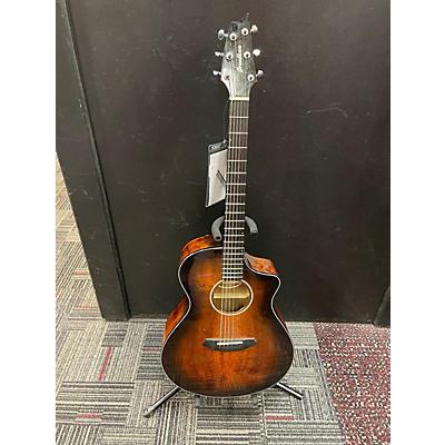 Breedlove Pursuit Ex Concert Acoustic Electric Guitar