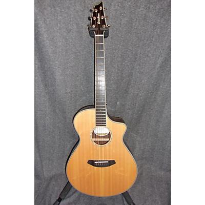 Breedlove Pursuit Ex Concert Ce Acoustic Electric Guitar