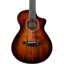 Breedlove Pursuit Exotic Companion CE Myrtlewood Acoustic-Electric Guitar