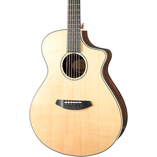 Breedlove Pursuit Exotic Concert Acoustic-Electric Guitar