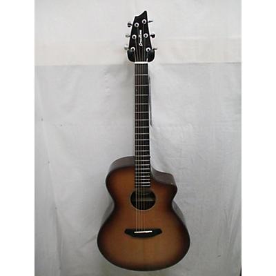 Breedlove Pursuit Exotic Concert Acoustic Electric Guitar