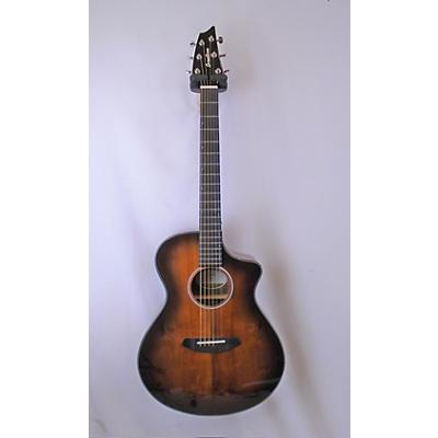Breedlove Pursuit Exotic Concert Cutaway CE Acoustic Electric Guitar