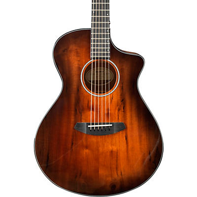 Breedlove Pursuit Exotic Concert Cutaway CE Myrtlewood Acoustic-Electric Guitar