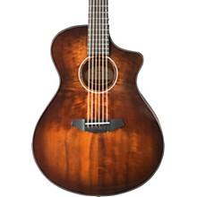 Open BoxBreedlove Pursuit Exotic Concert Myrtlewood 12-String Acoustic-Electric Guitar