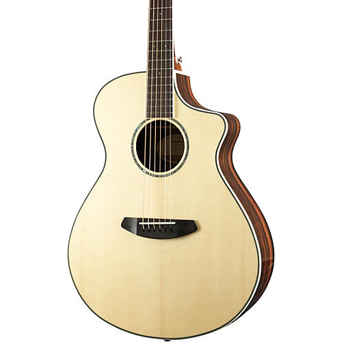 Breedlove Pursuit Exotic Concert with Engelmann Spruce Top Acoustic-Electric Guitar