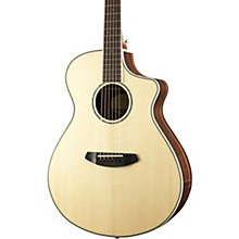 Open Box Breedlove Pursuit Exotic Concert with Engelmann Spruce Top Acoustic-Electric Guitar