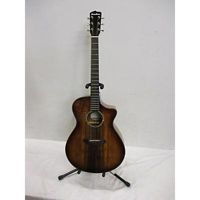 Breedlove Pursuit Exotic Concerto Acoustic Guitar