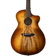Open BoxBreedlove Pursuit Exotic Concerto CE Myrtlewood-Myrtlewood Acoustic-Electric Guitar