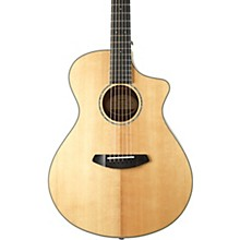 Breedlove Pursuit Exotic PSCN01CESSMY(2) Concert Acoustic-Electric Guitar
