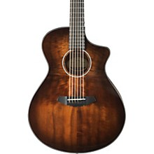 Breedlove Pursuit Exotic PSCN04CESSMYMY 12-String Acoustic-Electric Guitar