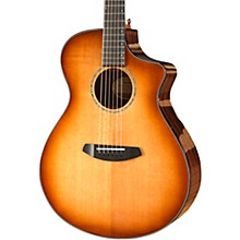 Open Box Breedlove Pursuit Exotic Sitka-Ovangkol Acoustic-Electric Guitar