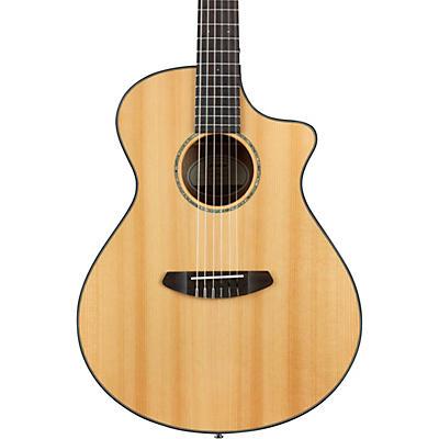 Breedlove Pursuit Nylon Concert Cutaway CE Acoustic-Electric Guitar