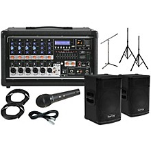 "Peavey Pvi6500 with KPX112 12"" Speaker PA Package"