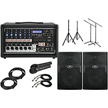 "Peavey Pvi6500 with PVx 12 12"" Speaker PA Package"