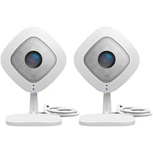 Open Box Arlo Q 1080p HD Security Camera 2-Pack