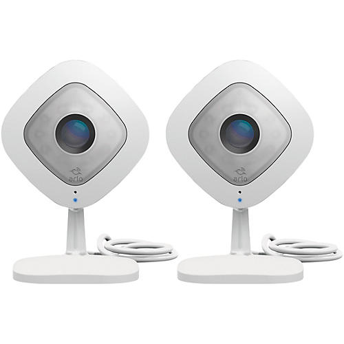 Arlo Q 1080p HD Security Camera 2-Pack