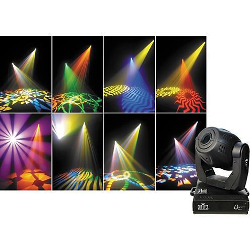 CHAUVET DJ Q-Spot 575 Moving Yoke DMX Lighting Fixture