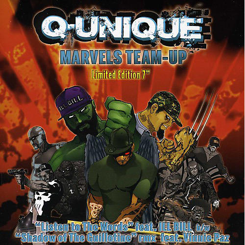 Alliance Q-Unique - Listen to the Words / Shadows of the Guillotine