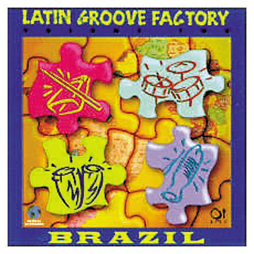 Tascam Q-Up: Latin Groove Factory, Volume 2-Brazil Giga CD