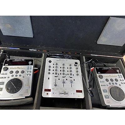 American DJ Q-mx2bpm DJ Package